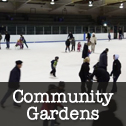 Community Gardens Button