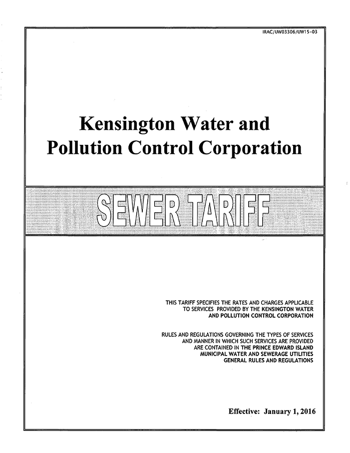 Tariff-PDF
