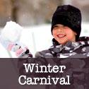 Winter Carnival Button